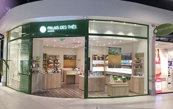 Palais des Thés-Boutiquen Le Port  97420