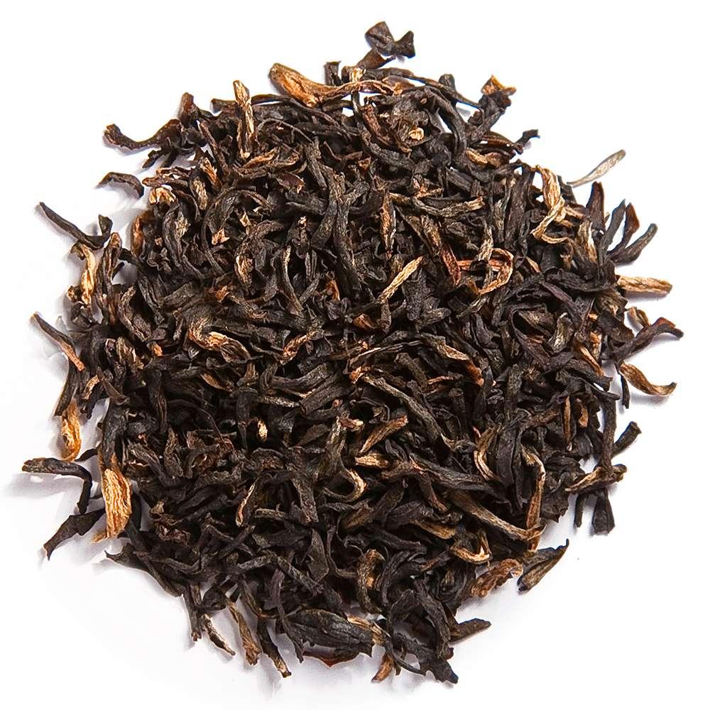Thé noir Assam Maijian T.G.F.O.P. - Récolte d