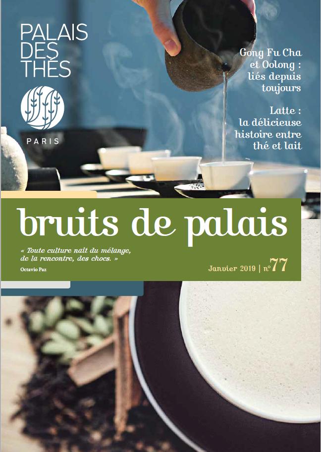 BRUITS DE PALAIS N° 77