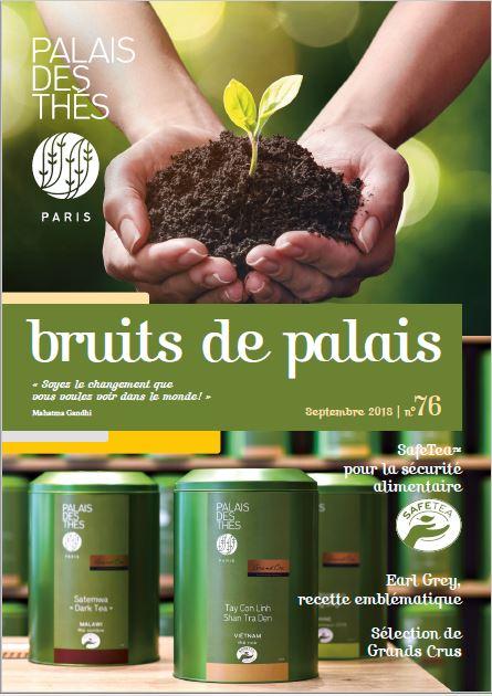 BRUITS DE PALAIS N°76