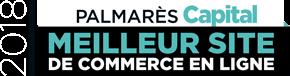 Palmarès Capital meilleur site de commerce en ligne