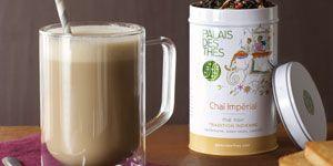 Chaï Impérial Latte