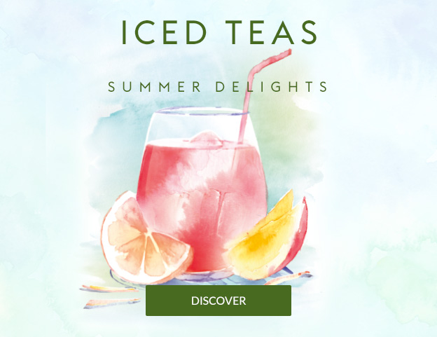 Iced teas: stay cool in the heat