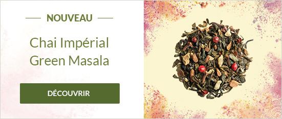 Push Chaï Impérial Green Masala