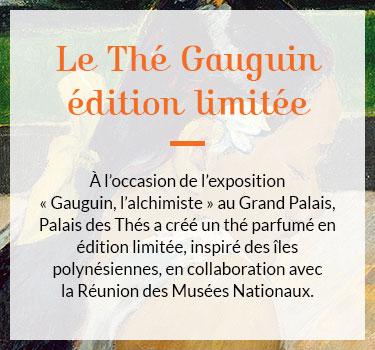 Un thé parfumé en hommage à Paul Gauguin