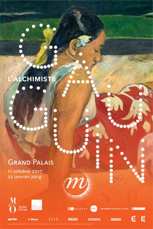 Palais des Thés partenaire de l'exposition-événement « Gauguin, l'alchimiste »