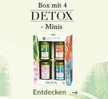 Box mit 4 DETOX-Minis