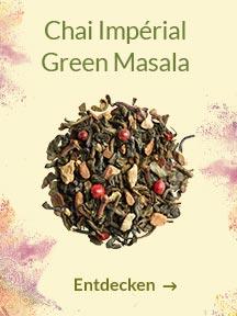 Chaï Impérial Green Masala