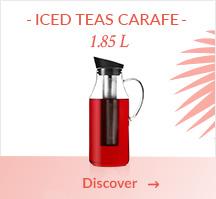 Iced Teas Carafe 1,85L (62.6 OZ)