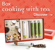 Box Cooking with tea