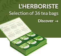 Herboriste selection of 36 tea bags
