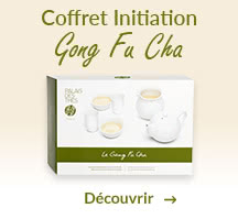 Coffret Initiation Gong Fu Cha