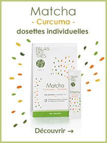 Matcha Curcuma