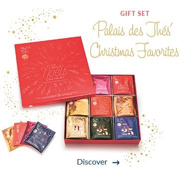 Palais des Thés' Christmas Favorites