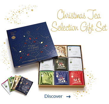 Christmas tea selection gift set