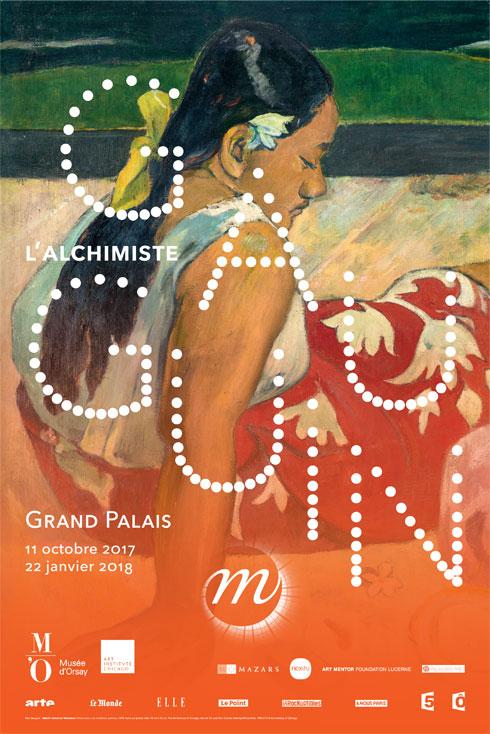 Palais des Thés partenaire de l'exposition-événement « Gauguin l'alchimiste »